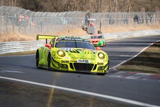 #911 Porsche 911 GT3 R - Manthey Racing