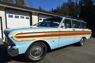 1964 Ford Falcon Squire Station  Wagon