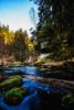 Ohře / Eger - Upper Franconia, Germany (dejott1708) Tags: ohře eger upeer franconia germany landscape long exposure river granite rocks moss