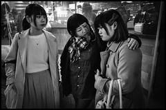 Udagawa-chō, Shibuya-ku, Tōkyō-to (GioMagPhotographer) Tags: tōkyōto ricohgr girl shibuyaku peopleclose night udagawachō afterdark japanproject japan peoplegroup tokyo tkyto udagawach