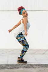 IMG_0742 (Kawikart) Tags: honduras kawikart merinsorto sanpedrosula unah baile curls dance dancer naturallighting urban
