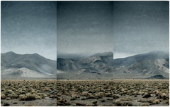 I've been to the desert - 2012 (Patricia Colleen) Tags: deathvalley triptych