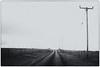 Cabrach (James_at_Slack) Tags: road poles telegraphpoles bleak bw grain tones aberdeenshire scotland abandoned abandonedplaces fences posts singletrack jamesdyasdavidson
