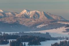 Osobita (Kajfash) Tags: canoneos5dmarkii canonef70300mmf456lisusm polska poland słowacja slovakia tatry tatramountains landscape krajobraz zima winter nature natura bachledówka