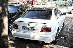 Ireland (Meath) - BMW 5series E39 (PrincepsLS) Tags: ireland irish license plate mh meath germany berlin spotting bmw 5series e39