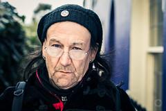 297 - Louis (iain blake) Tags: 100strangers 100 strangers people street faces eyes smile outdoors nikon d4 portrait portraiture brighton