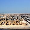 Doha, Qatar (pom.angers) Tags: canoneos400ddigital february 2008 doha qatar fromamovingvehicle fromaplane aerialview arabianpeninsula arabpeninsula asia desert arabiandesert 100 200
