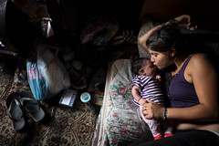 For Roma, without papers it's hard to exist (UNDPineuropeandcis) Tags: roma idp internallydisplacedperson germany kosovo serbia baby mother father poverty unemployment marginalization socialexclusion accesstohealthcare belgrade