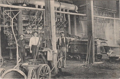 Furnace at Chillagoe Smelters, Qld - ear by Aussie~mobs, on Flickr