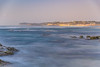 Hazy Dawn Seascape (Merrillie) Tags: daybreak sunrise spoonbay nature australia surf wamberal centralcoast newsouthwales waves earlymorning nsw morning beach ocean sea landscape sky coastal waterscape outdoors seascape water coast dawn seaside