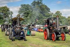 Shrewsbury Steam Rally 2017 (Ben Matthews1992) Tags: shrewsbury steam rally 2017 salop shropshire old vintage historic preserved preservation traction engine ch2462 d2608