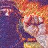 ATTENTION DANGER POUR LA RETINE Enfin tous r\x (Kan/DMV) Tags: prints sowat atelierdeserigraphie brusk contemporaryart jaws kan lek lyon bomk blo urbanart remonteemecanique dmv silkscreen damentalvaporz graffiti streetart gris1 jaw