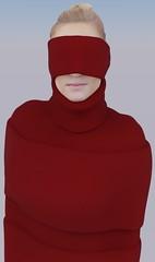 Fluffydoll52 (Triss Meredith) Tags: misstriss fluffydoll wool angora mohair scarf turtleneck sweater