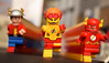 Wally West; The Kid Flash (Andrew Cookston) Tags: lego dc comics wally west kid kidflash the flash barry allen jay garrick red yellow blue speedster christo7108 funnybricks funnybrick funny bricks superhero custom minifig minifigs macro still life toy photography andrew cookston andrewcookston