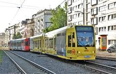 Köln, Barbarossaplatz 15.08.2008 (The STB) Tags: tram tramway strassenbahn strasenbahn publictransport citytransport öpnv köln