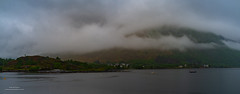 Loch Leven (Peet de Rouw) Tags: scotland highlands lake loch lochleven glencoe ballachulish uk panorama fujifilmx100