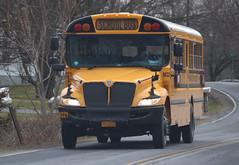 Minisink Valley CSD #M321 (ThoseGuys119) Tags: minisinkvalleycentralschools minisinkvalley wawayandany westtownny schoolbus ic ce