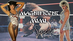 My latest vid. Link in description as usual. (queen.catch) Tags: catchqueenyoutube youtuber magnificent mimi special women wrestling female crossdresser inspiration femboy glam idol legs silver dress 80s hair