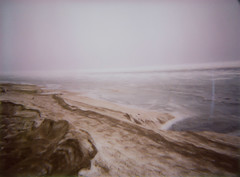 LI-072 (Karl Storck) Tags: lomoinstant lomography scanned water nature sweden vättern