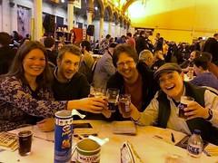 CAMRA Beer Festival (severnsidesubaqua) Tags: beer camra bristol sns