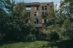 Abandoned Retire Apartment in Detroit (rantropolis) Tags: abandoned detroit urbex nikon d750 travel apartment highland park home retire