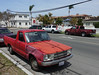 Ford Courier pickup truck (D70) Tags: ford courier pickup truck sony dscrx100m5 ƒ56 88mm 1800 125 mazda bseries § second generation 1965–1977