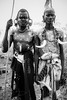 dressed to kill (rick.onorato) Tags: africa ethiopia omo valley tribes tribal mursi men
