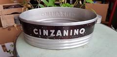 Secchiello Cinzanino (orestebattaglieri) Tags: vintage modernariato cinzano alcolici ghiaccio bottiglia bere alcol aperitivo fresco bar pub
