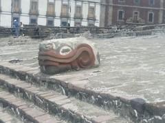 Serpent heads are a reference to Quetzalcoatl. (yaotl_altan) Tags: templomayor escultura sculpture skulptur scultura ваяние quetzalcoatl serpiente snake serpent schlange serpente serp змея azteca aztec aztèque ацтек cdmx mexicocity ciudaddeméxico mexique mexikostadt cidadedoméxico cittàdelmessico ciutatdemèxic мехико мексика