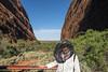 Walpa Gorge Cover (syf22) Tags: australia yulara outback katatjuta walpagorge downunder aussie oz theolgas valleyofthewinds rock formation sandstone gap cleft clough canyon arroyo clove glen fissurevpass ravive steep rocky walls open plain sunny hot aboriginal native