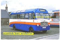 STRATHTAY SCOTTISH SS1 HGA983D (SCOTTISH BUS ARCHIVES) Tags: hga983d bedfordvas1 willowbrook 210 davidmacbrayne ss1 strathtayscottish scottishbusgroup highlandomnibuses