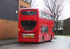 GAL E28 - LX06EZC - OSR - BLACKPOOL ROAD PECKHAM - THUR 15TH MAR 2018 (Bexleybus) Tags: goahead go ahead london pm peckham bus garage blackpool road adl dennis enviro 400 e28 lx06ezc