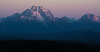 Sunrise on Mt. Moran (ericcb) Tags: grandteton grandtetonnationalpark wyoming nikon nikond5200 d5200 sunrise dark light blue snow mountains mountain