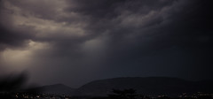 thunderstorm (sacha.bs) Tags: thunderstorm salève clouds