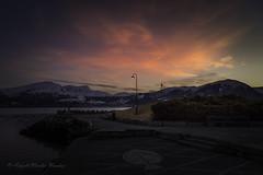 The flounder quay (Askjell) Tags: cold møreogromsdal norway scenery sunnmøre volda winter landscape