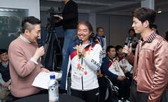 The Paralympic Team Night_02 (KOREA.NET - Official page of the Republic of Korea) Tags: 평창 2018평창동계패럴림픽 대한민국 대한민국대표팀 강릉시 코리아하우스 2018pyeongchangwinterolympicgames paralympics 2018pyeongchangwinterparalympic korea