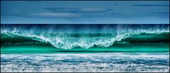 Dennison Beach - Douglas Apsley (niggyl (well behind)) Tags: scamander falmouth bicheno mariposabeach ironhousepoint fourmilecreek sonyilce7rm2 sony sonya7rii sonyalpha7 tasmania tasmansea eastcoasttasmania eastcoast a7rii a7riisony contaxnseries zeiss legacyglass legacylenses sea beach wave ocean contaxzeissnseries702003545 contaxn70200 douglasapsleynationalparkbichenotasmania hi