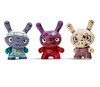 Scared Silly Production Dunny Series (Jenn and Tony Bot) Tags: jennandtonybot thebots jennbot tonybot productiontoy vinyltoy kidrobot scaredsilly dtadunnyseries scaredsillydunnyseries halloween monster creature cute kawaii dunny luna lunaandthemagicalnightlights