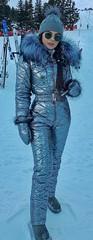 silver1 (skisuitguy) Tags: skisuit snowsuit ski snow suit skiing skifashion skiwear skioutfit skibunny snowbunny onepieceskisuit onepiecesuit onesie onepiece skianzug skidress allinone