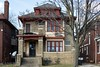 Abandoned Housing, Detroit, Michigan (adamkmyers) Tags: oncewashome abandoned abandonedhouse detroit michigan