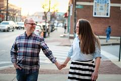 Rachel & Dave (34) (Brian Isemann) Tags: the creamery baltimore hampden fuji xt2 xt20 engagement