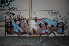 Karot (NJphotograffer) Tags: graffiti graff pennsylvania pa philly philadelphia abandoned building karot oa crew