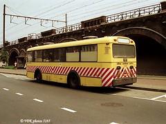 7554-05285§0 (VDKphotos) Tags: vvm vvm3 vanhool vhau124 cummins servicedienst belgium vlaanderen vilvoorde