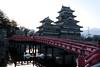 Matsumoto castle(松本城) (daigo harada(原田 大吾)) Tags: matsumoto view castle building bridge duck