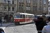 Tschechien Prag_DSC0365A (reinhard_srb) Tags: kleinseite malostranské náměstí tschechien verkehrsmittel strassenbahn öffentlich verkehr tourismus weltstadt gleis station haltestelle stadt
