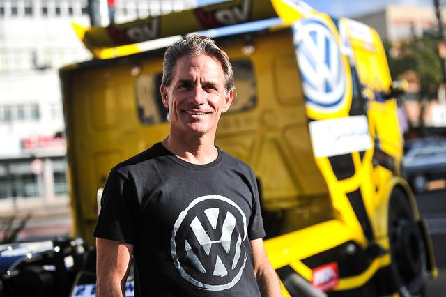 Felipe Giaffone - Foto: Duda Bairros/Copa Truck