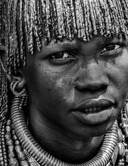 people from the world (robertoburchi1) Tags: people portrait blackwhite bianconero persone etiopia travel ritratto