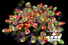 Alpha Fireworks - Easter pack (Isabel Soderstrom) Tags: salute fireworks easter spring particle effects egg chocolate flowers