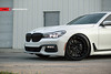 BMW 740i on ANRKY AN39 (wheels_boutique) Tags: bmw 7series 740i anrky anrkywheels wheelsboutique wheelsboutiquecom teamwb lowered stance fitment auto cars car automotive luxury g11 g12