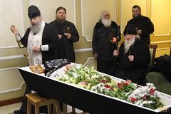 04. Похороны схимон. Любови в Богородичном